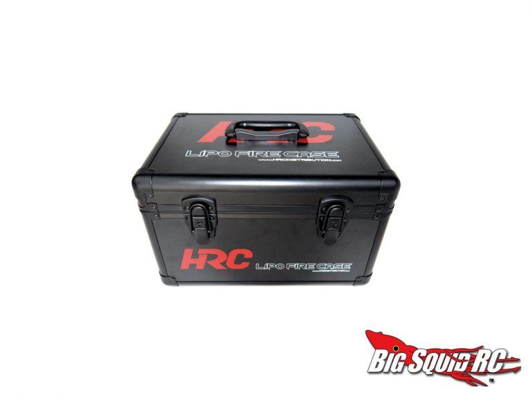 HRC LiPo Fire Case