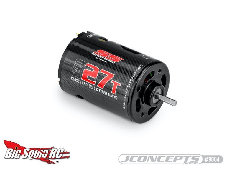 JConcepts Silent Speed 27T Brushed Motor