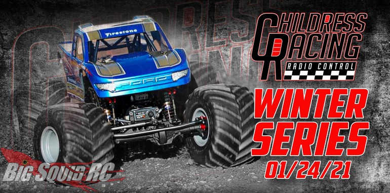 JConcepts Winter Series Monster Truck Racing