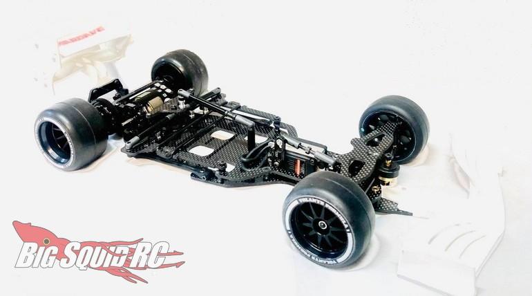 Mardave FP1 Formula 1 Car Kit