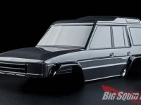 Max Speed Technology DC1 Scale SUV Body