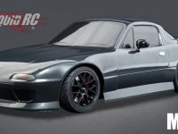 Max Speed Technology TCR-M Kit MX-5 Body