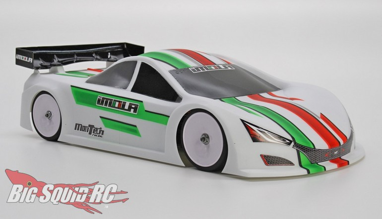 Mon-Tech RC Imola Touring Car Body