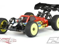 Pro-Line Axis Clear Body TLR 8ight-XE