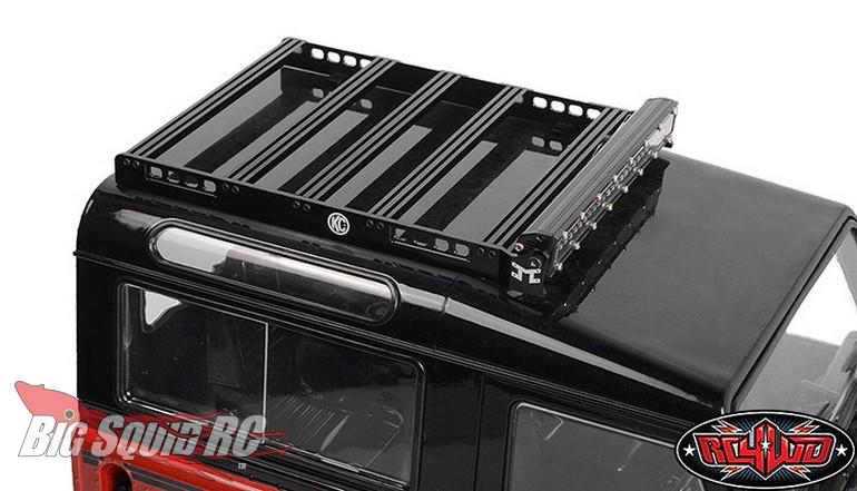 RC4WD KC HiLiTES M-Rack Roof Rack