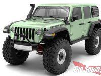 RC4WD KS Steel Front Bumper Axial Jeep JLU Wrangler