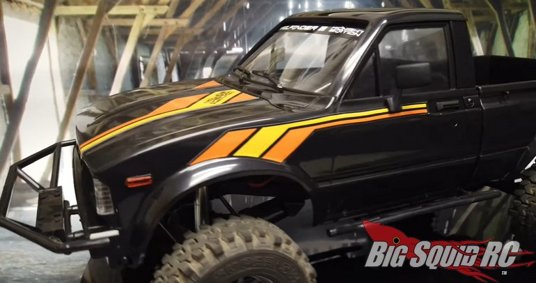 RC4WD Midnight Edition Trail Finder 2 Video