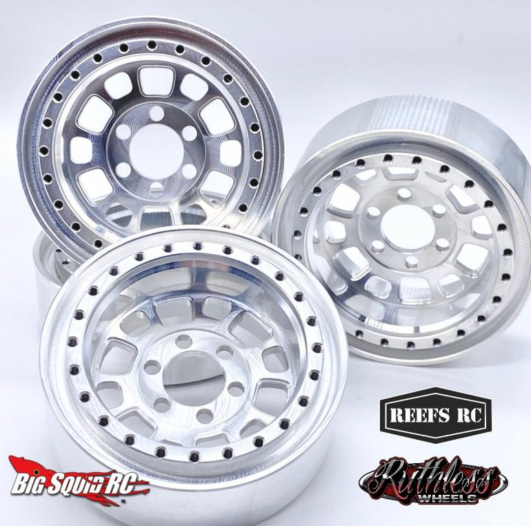 REEF'S RC Hammer Off-road CNC Wheels