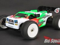 SWorkz S35-T2 Nitro Truggy Kit