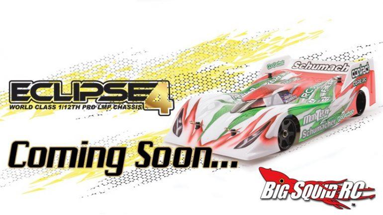 Schumacher Eclipse 4 - Coming Soon