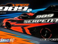 Serpent Viper 989e Electric On-Road Kit