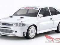 Tamiya 1998 Ford Escort Custom