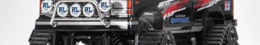 Tamiya Landfreeder Quadtrack TT-02FT