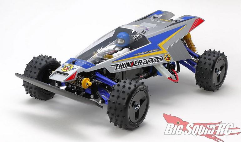 Tamiya Thunder Dragon 2021