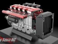 Toyan FS-L400 Nitro Model Engine RC