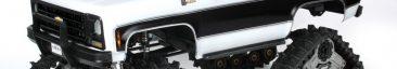 Traxxas Custom Build TRX-4 Chevy Blazer Galaxy Edition
