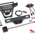 Traxxas Hoss LED Light Kit - Parts