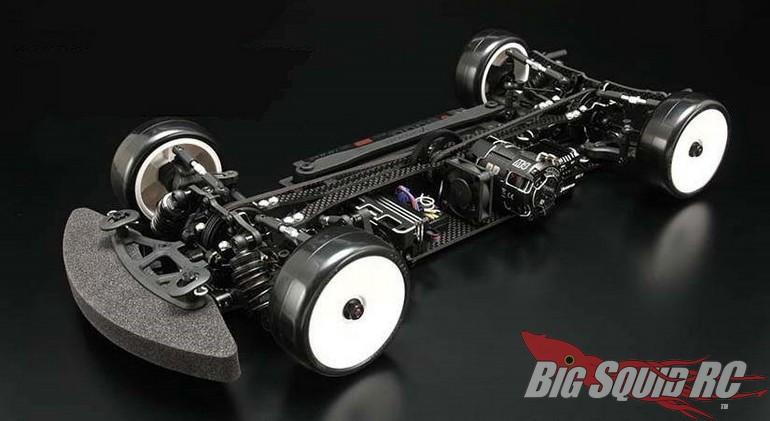 Yokomo BD10LC Touring Car Kit