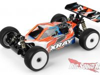 2021 XRay XB8 8th Nitro Buggy Kit