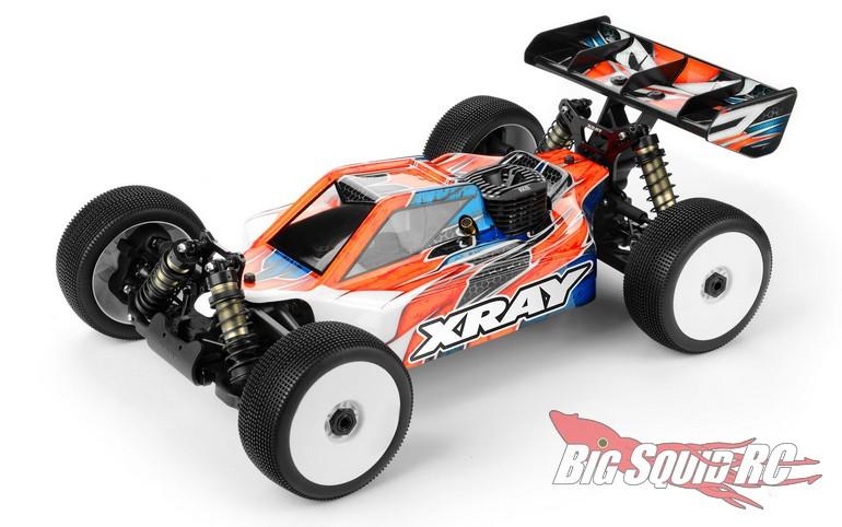 2021 XRay XB8 8th Nitro Buggy Kit