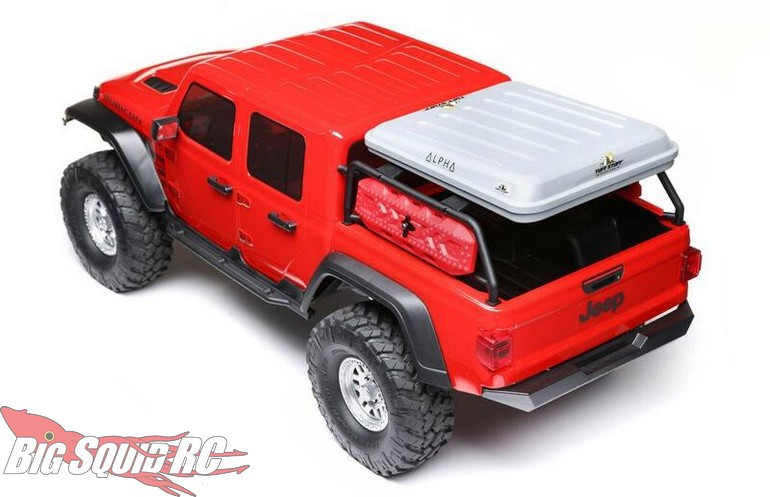Axial Racing Tuff Stuff Overland Accessory Pack