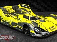 Bittydesign Robox 12th Pan-Car Body