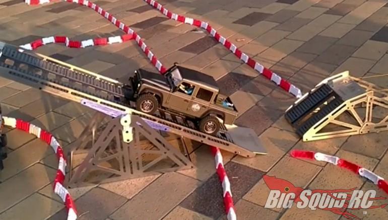 Capo Racing RC Cub1 Rock Crawler Video