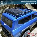 Club 5 Racing Full-length Roof Rack for the Redcat Racing GEN8 Scout II