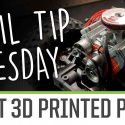 Element RC Trail Tip Tuesday - Painting 3D-printed Parts