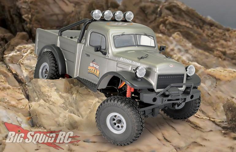 FTX RC Outback Mini X Texan 18th RTR
