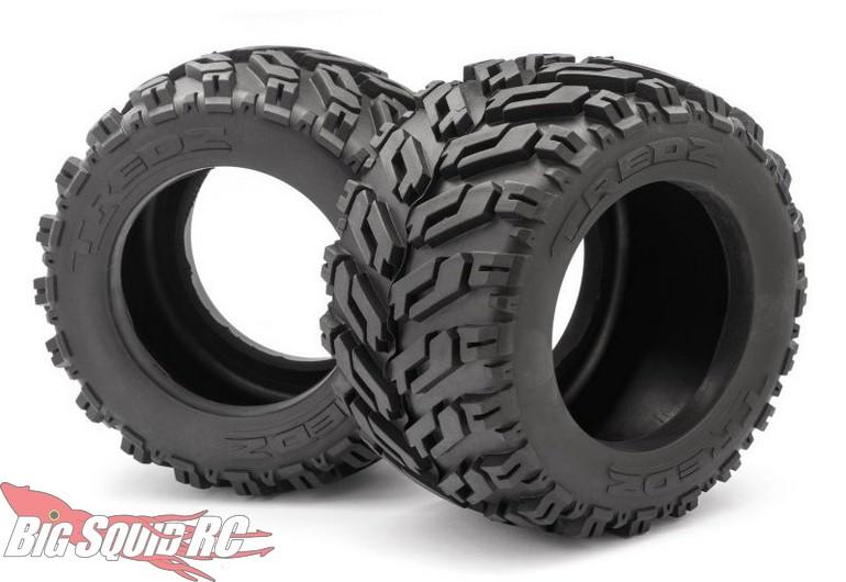 """HPI Racing 2.8"""" Tredz Tractor Tires"""