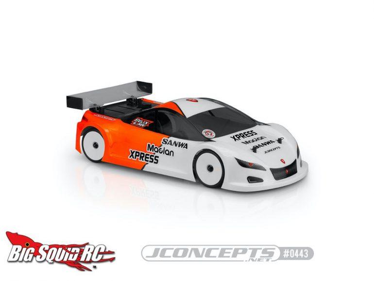 JConcepts AR2 A-One Racer 2 Body