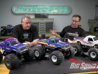 JConcepts Childress Monster Truck Racing Series Video