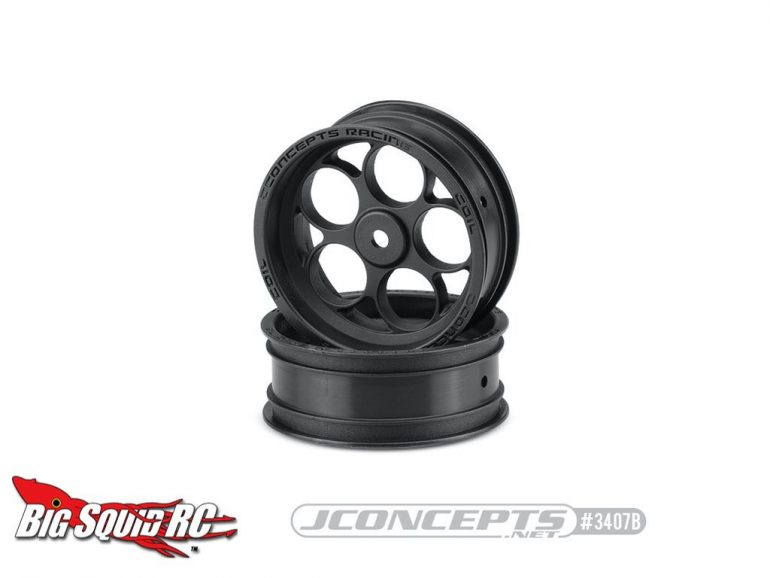 JConcepts Coil RC Dragster Wheels - Front