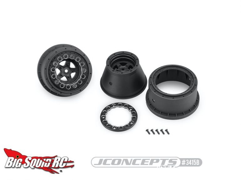 JConcepts Starfish Mambo R/C Drag Racing Wheels