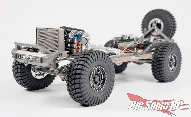 JD Model RC JDM168 Scale Crawling Kit