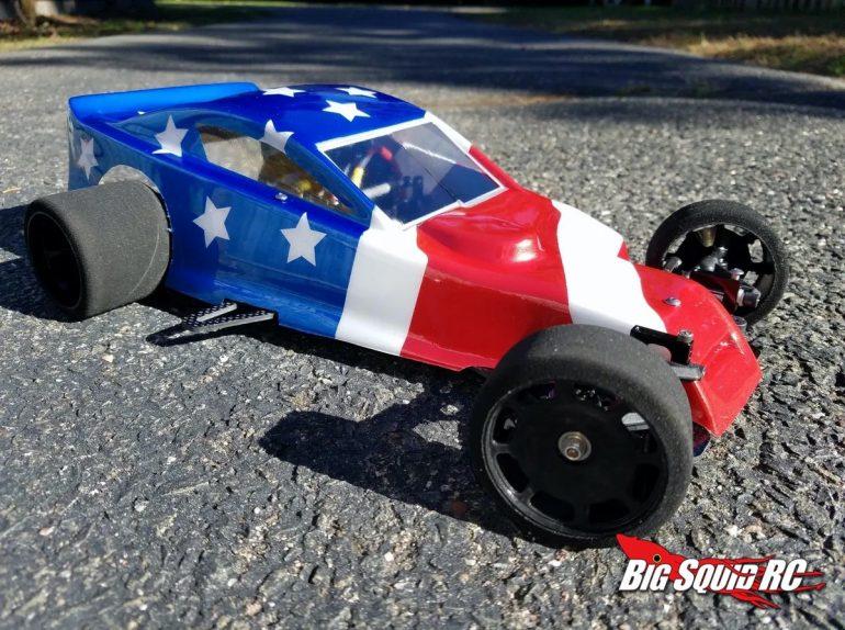 McAllister Racing Boss SK Modified Body