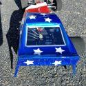 McAllister Racing Boss SK Modified Body - Rear
