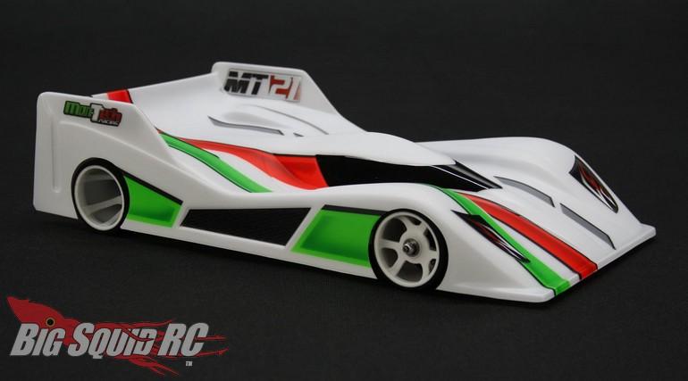 Mon-Tech Racing RC MT21 Pan Car Body