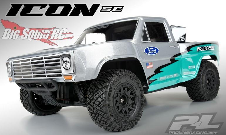 Pro-Line Icon SC All Terrain Tires
