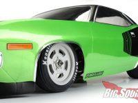 Pro-Line RC Slot Mag Drag Spec Wheels No Prep