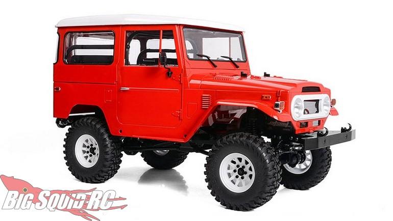RC4WD Gelande II Truck Cruiser Body RTR