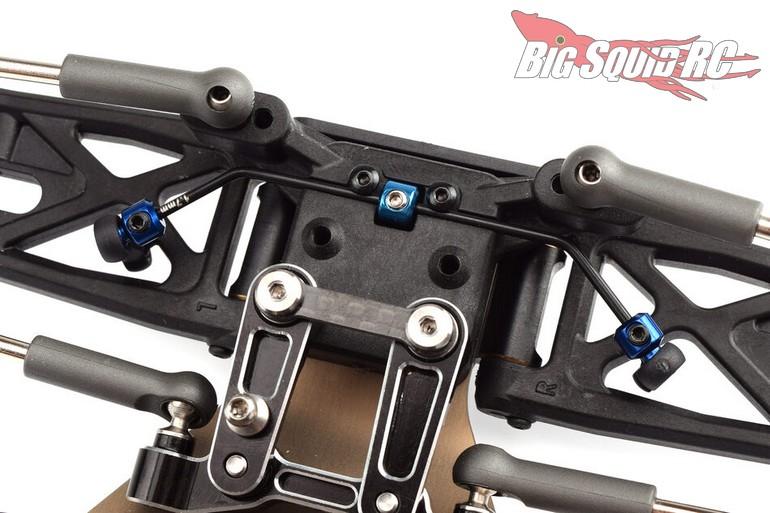 RDRP Hard Front Anti-Roll Bar Set Associated T6.2 SC6.2