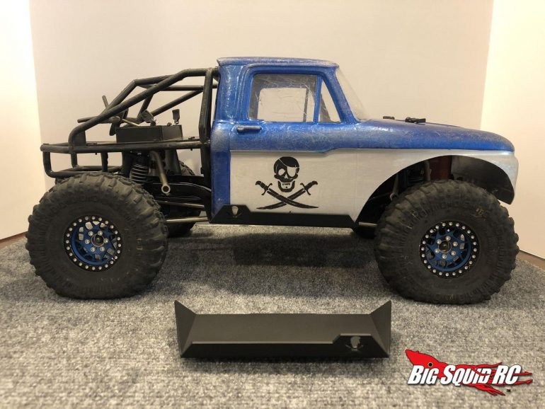 Rock Pirates RC Sliders