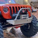 ScalerFab Narrow Front Bumper for the Axial SCX10 III Jeep Gladiator