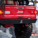 ScalerFab Rear Bumper for the Axial SCX10 III Jeep Gladiator
