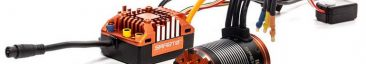 Spektrum Firma Sensored Crawler Power System