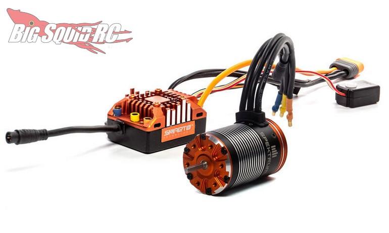 Spektrum Firma Sensored Crawler Power System