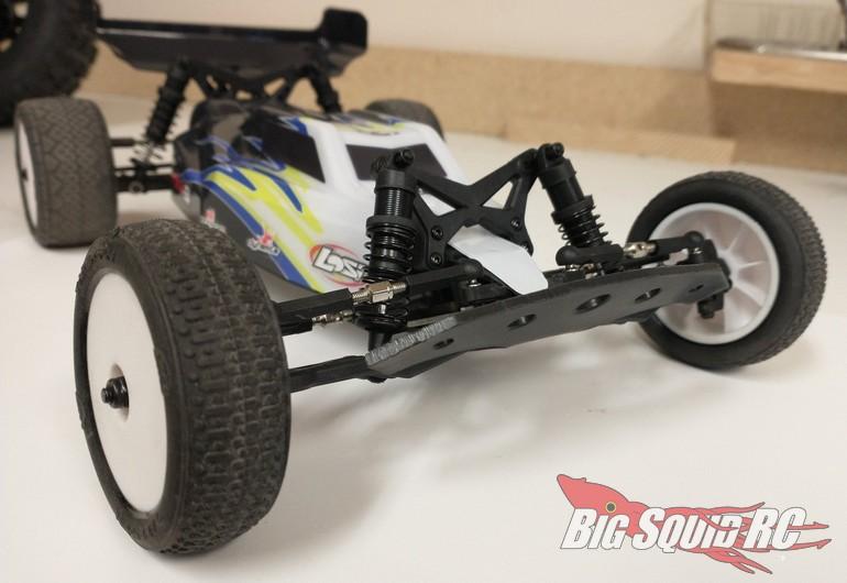 T-Bone Racing Racer2 Front Bumper Losi Mini-B