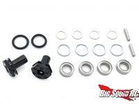 T-Works TE-231-MTC2 6mm Bearing Wheel Hub Axle Option Part